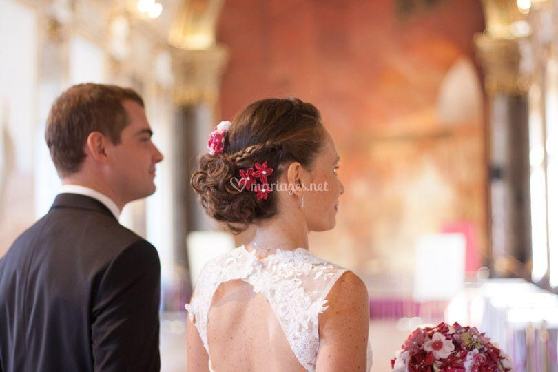 Mariage au Capitole de Toulous