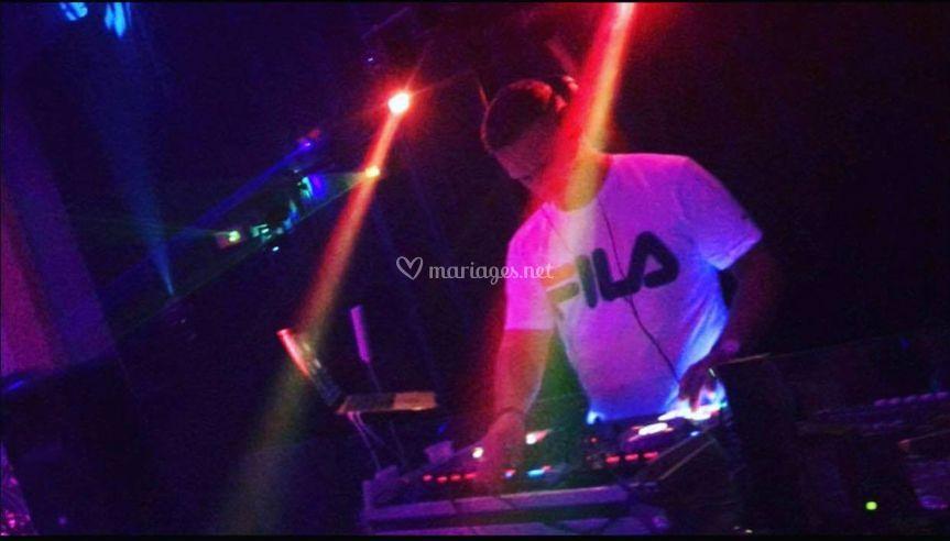 Cédric DHN  notre DJ