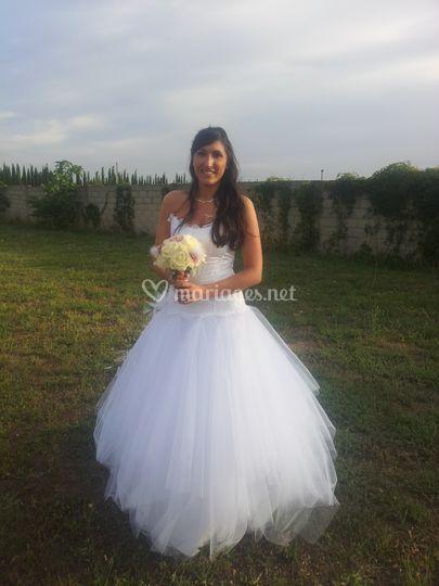 Un mariage à Nîmes
