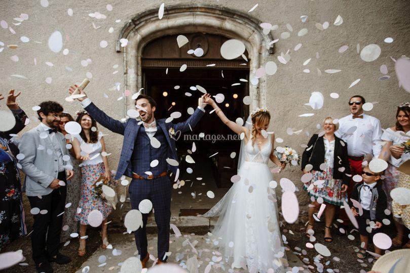 Mariage Dans Provence