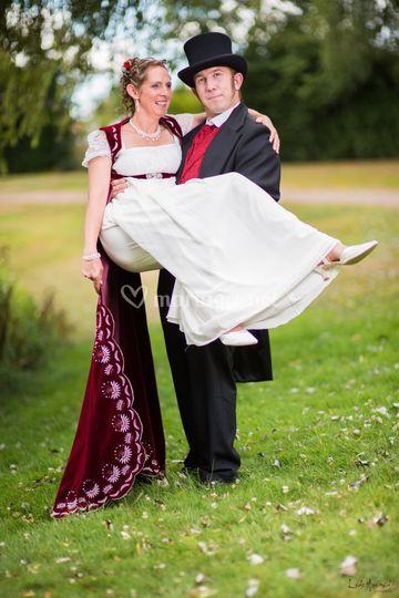 Mariage historique