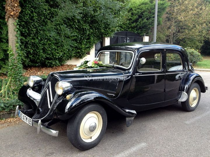 Citroen Traction 1952