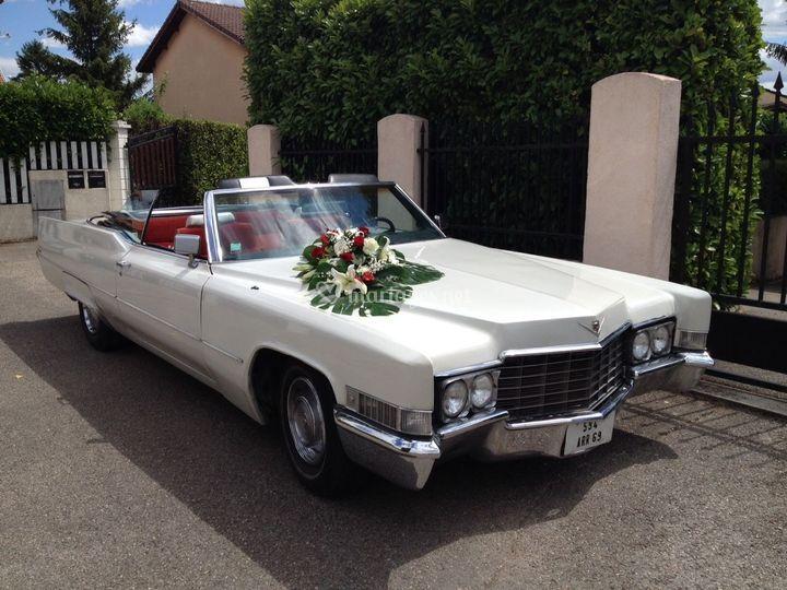 Cadillac Deville cabriolet 196