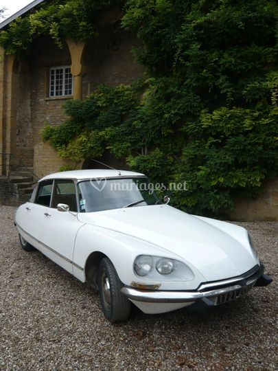 Citroen Ds 21 pallas 1970
