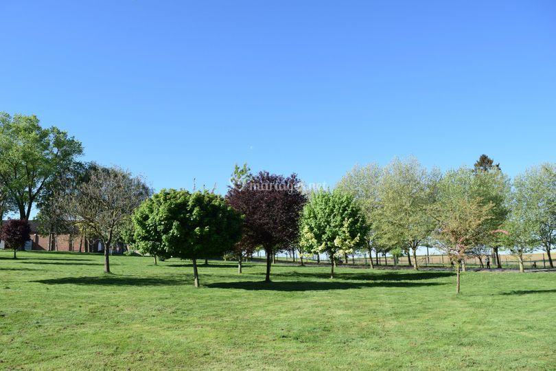 Parc privatif