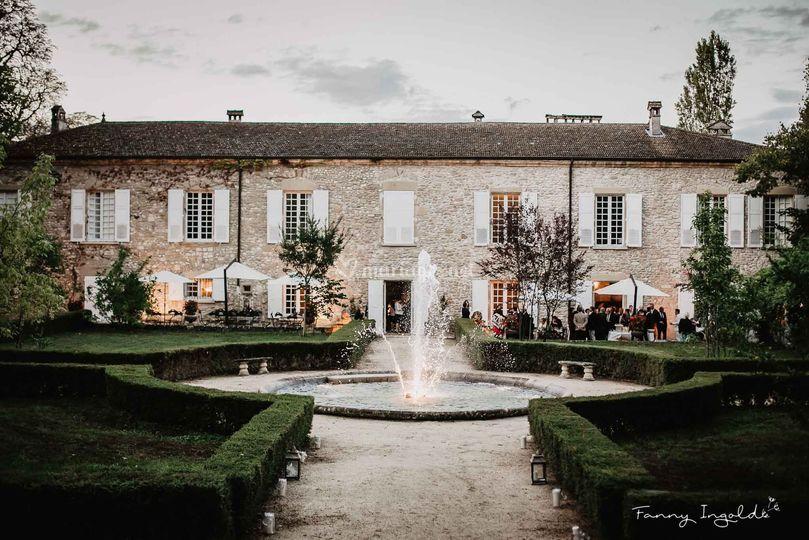 Nos jardins à la française