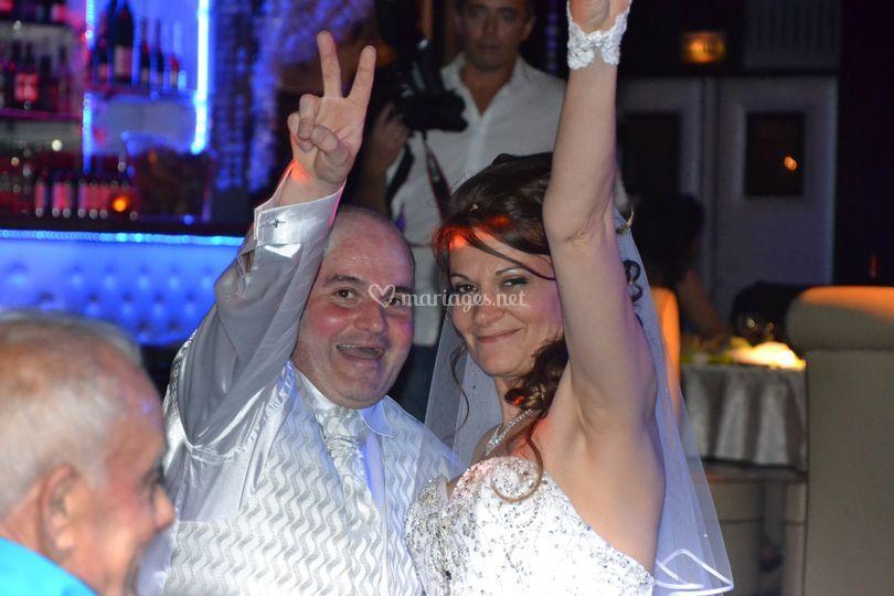 Mariage Jacques et Stéphanie