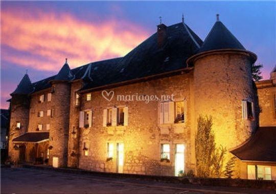 Château des contes de challes
