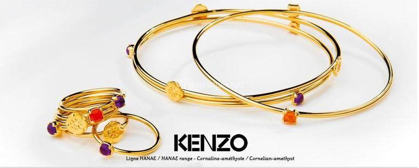 Collection Bijoux KENZO