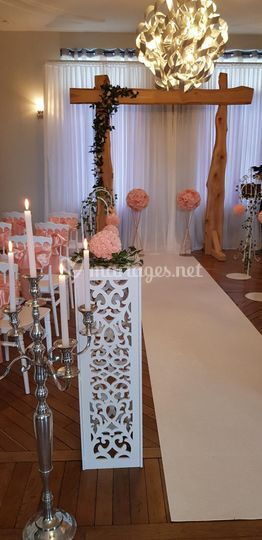 Décorations mariage