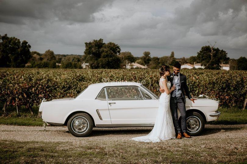 Mariage à Saint-Émilion