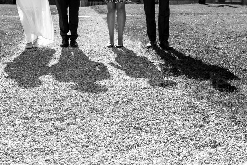 Les mariés et les parents