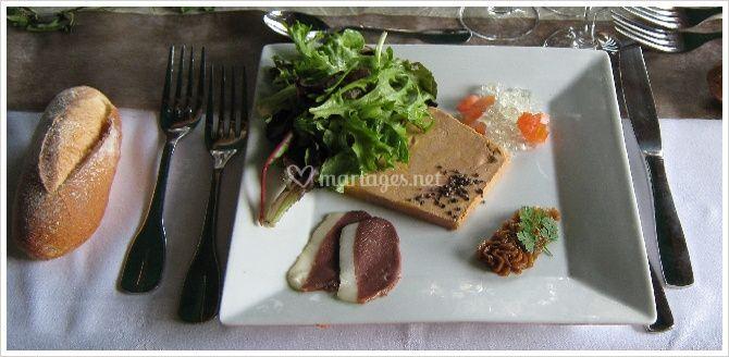 Dominique traiteur - Quantite foie gras par personne ...