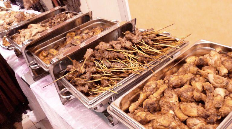 Africa traiteur - Idee menu pour soiree beaujolais ...