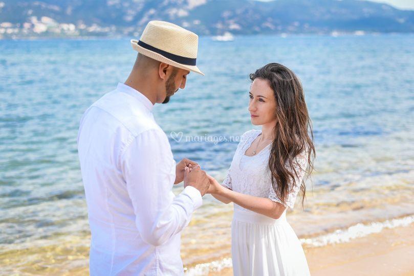 Mariage a porto vecchio