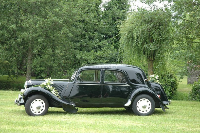 Citroen Traction Avant 1953