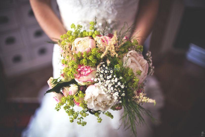 Bouquet par Adeline Mariage