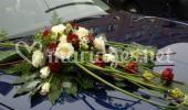 Fleuriste voiture mariage
