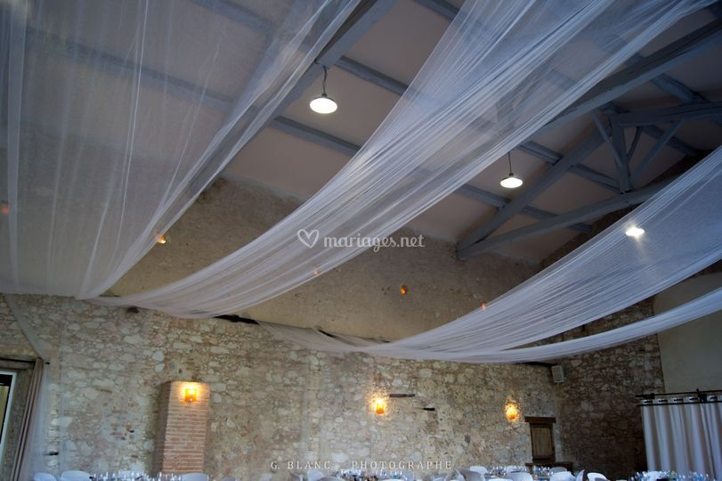 Adeline mariage for Plafond cathedrale decoration