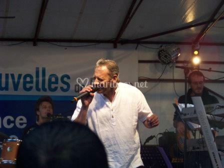 Prestation chant juillet 2011