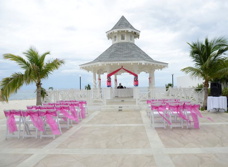Wedding in Jamaïca