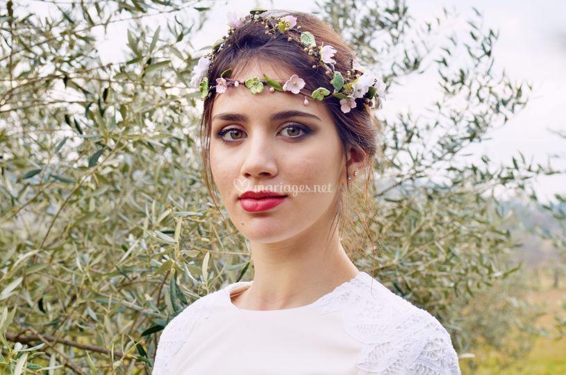 Aurore Enjolras Makeup