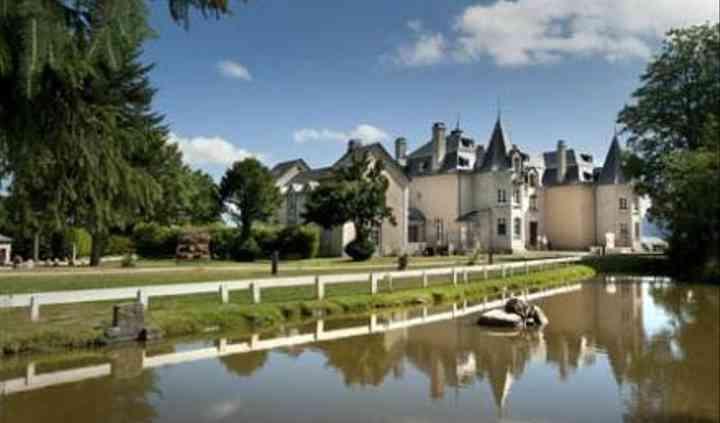 Château d'Orfeuillette