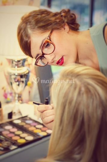 Jenny la maquilleuse