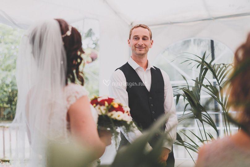 Discours au marié
