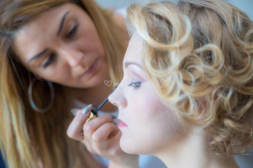 Coiffure et Make up by Sahra