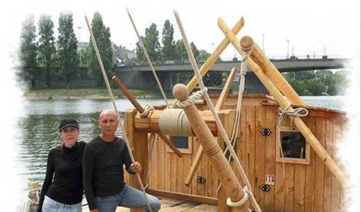 A Toue Loire