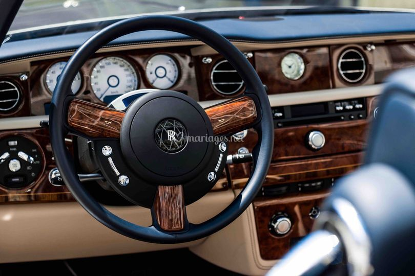 Rolls Royce Drophead Interieur