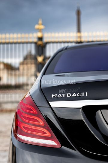 Mercedes Classe S Maybach 3