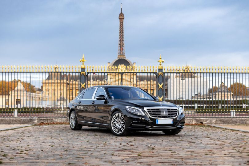 Mercedes Classe S Maybach