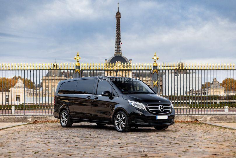 Mercedes classe V extra long