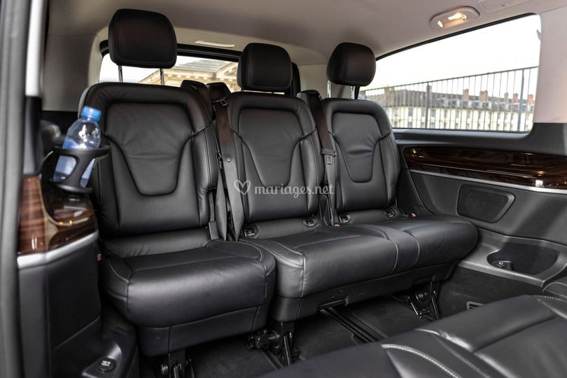 Interieur classe V Mercedes