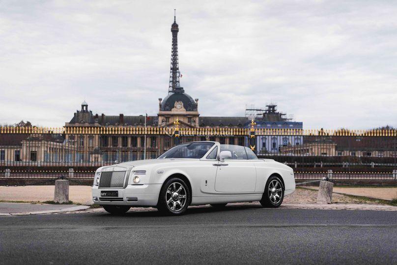 Rolls Royce Drophead Coté