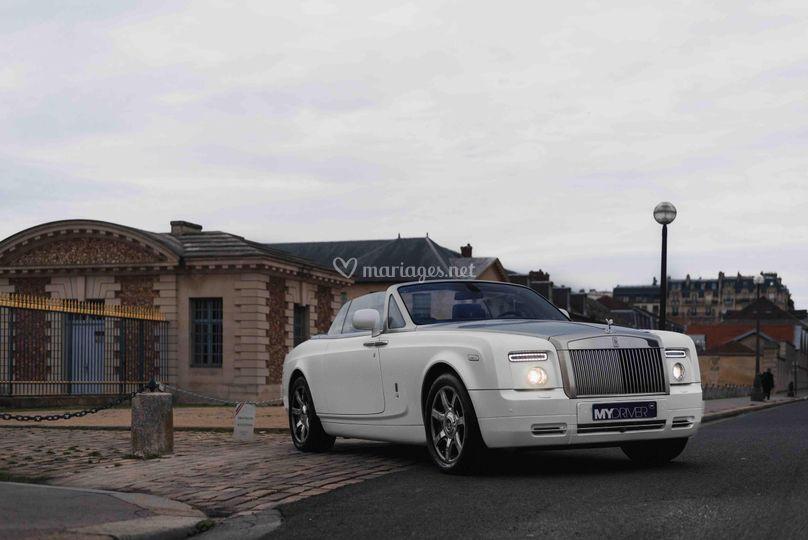 Rolls Royce Drophead Profil