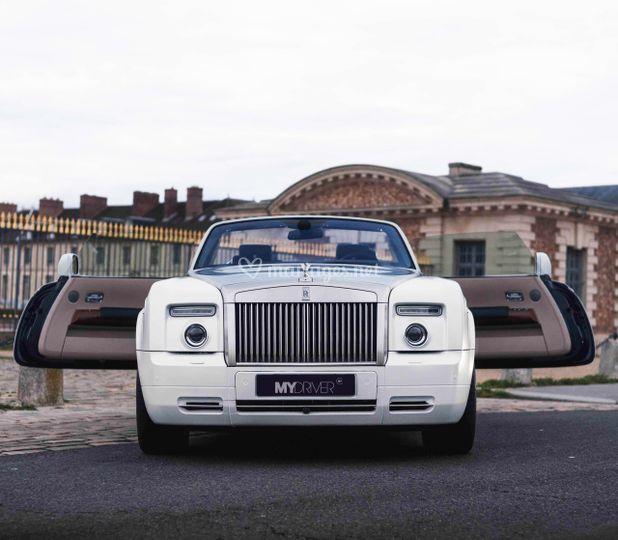 Rolls Royce Drophead Face