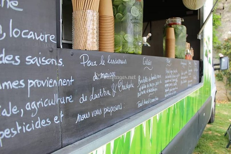 Food Truck La Green Cantine