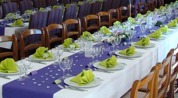 Décoration Table 2012