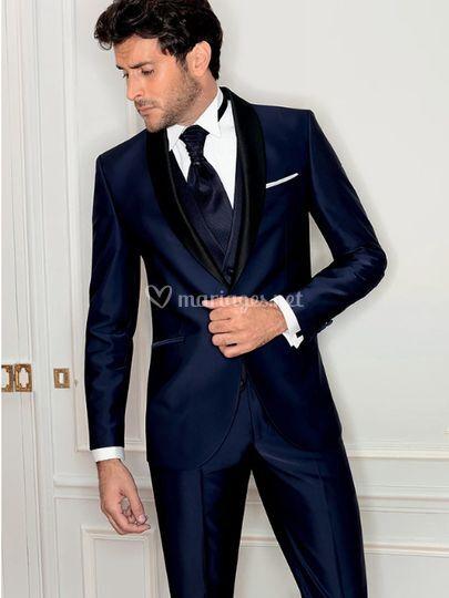 Jarod bleu