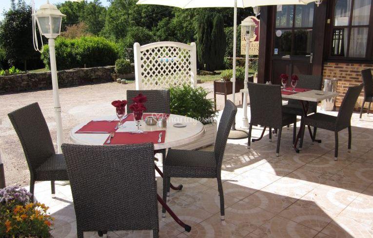 Restaurant la gratade - Restaurant terrasse jardin grenoble mulhouse ...