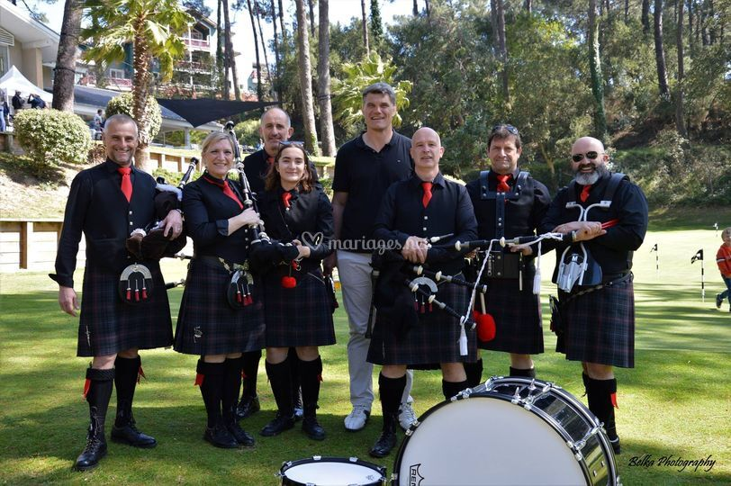 MAD JIG Pipe Band