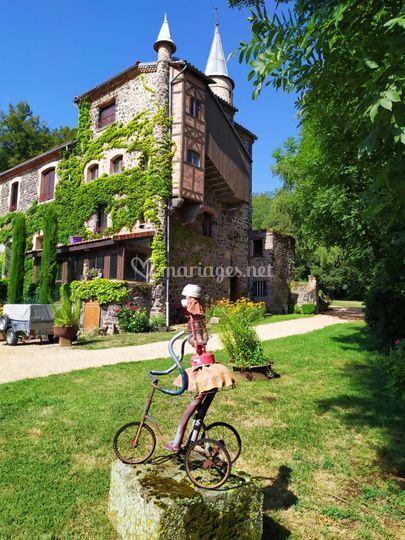 Petit tour en vélo