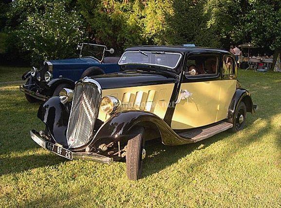 Rosalie coupé 1934