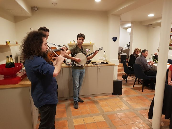 Groupe de musique celte