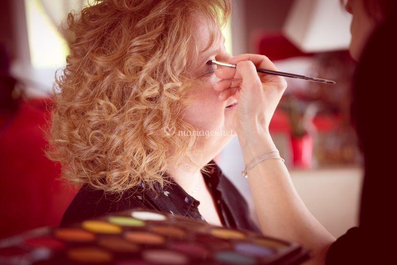 La beauté par le maquillage
