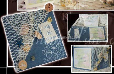 Page mariage 2008 thème Bretagne