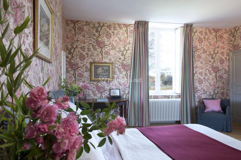 La chambre rose ©JDavid